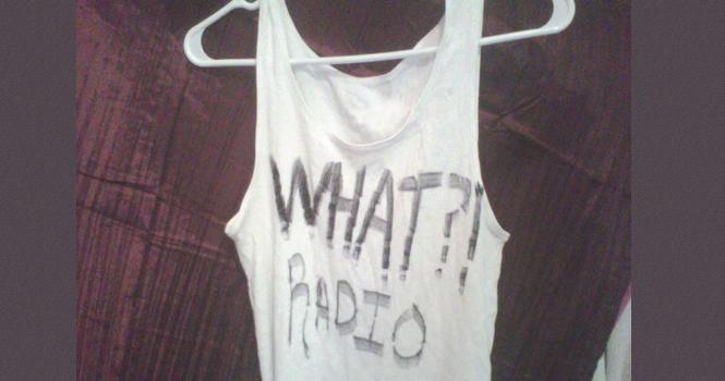 Authentic WHAT?! Radio Gear