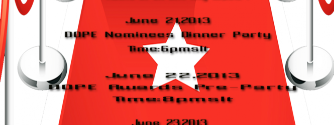DOPE Awards 2013